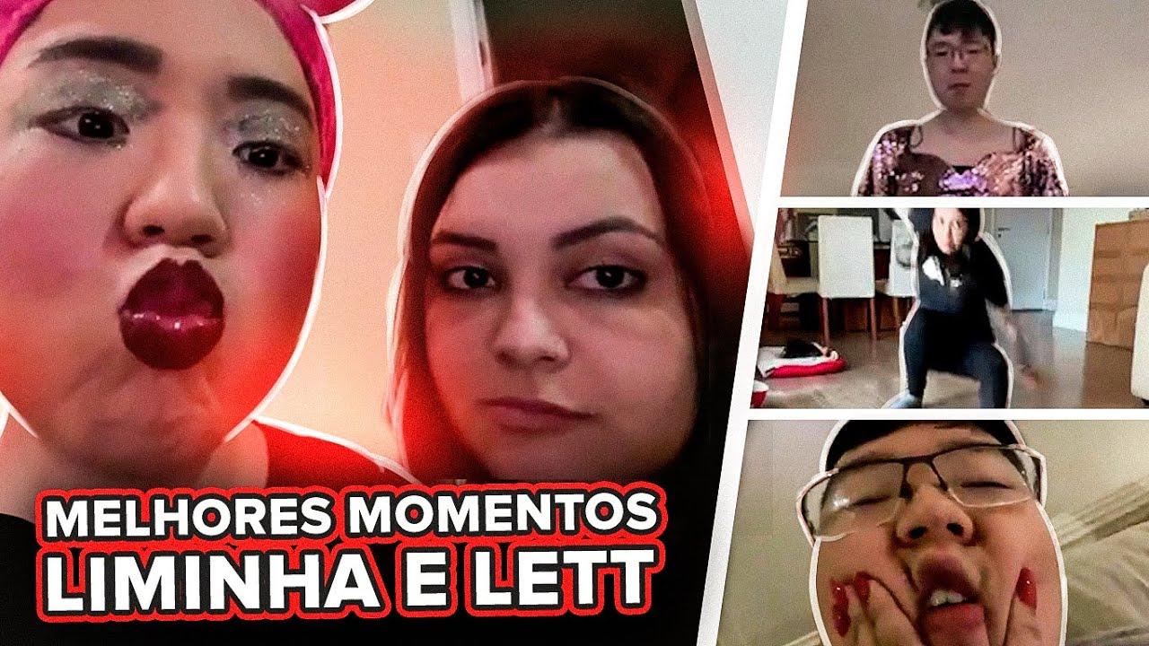 Download ISSO QUE ACONTECE QUANDO O LIMINHA TÁ NA CASA DO GAULES E LETT!