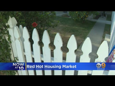 Home Prices Soaring Across SoCal As Buyers Battle It Out To Win Bidding Wars