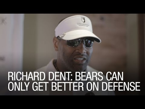 Richard Dent: Bears Can Only Get Better on Defense