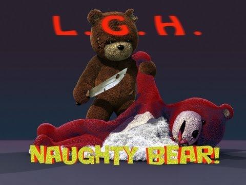 Naughty Bear EP 5 - American History Bear