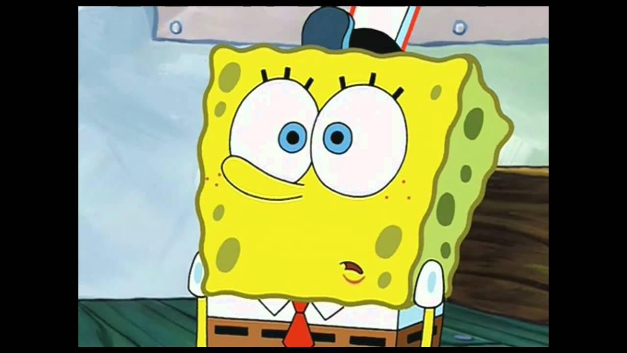 Spongebob says empty my mind for 10 minutes youtube