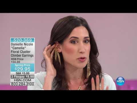 HSN | Danielle Nicole Fashion Jewelry 02.22.2017 - 12 PM