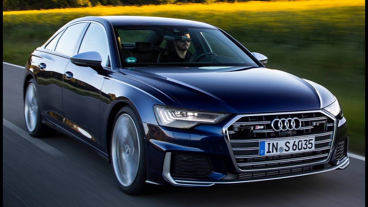 2020 Audi S6 Price and Review