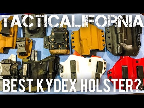 THE BEST KYDEX HOLSTER EVER?
