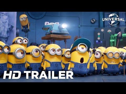 Despicable Me 3 - Official Trailer B