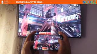 Galaxy S6 Edge Plus prin Orange Smartphone Tester