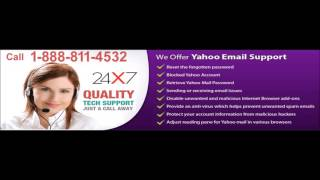 Phone number for yahoo mail help 1-888-811-4532
