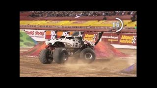 Monster Mutt Dalmatian Freestyle Monster Jam World Finals Xii