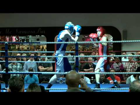White Collar Boxing London - Laurie Cook Vs Duran Grant