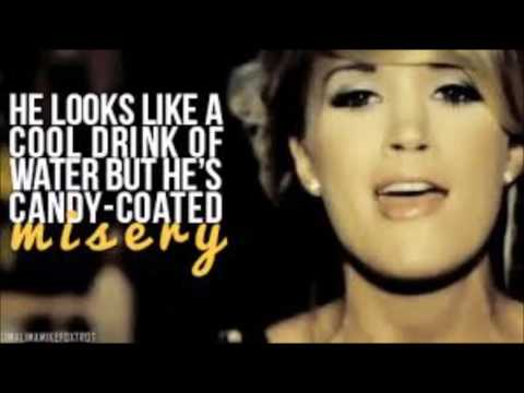Karaoke(mp3)Cowboy Casanova by Carrie Underwood