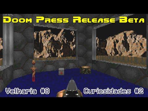 Doom Press Release Beta (Velharia #8 e Curiosidades #2)