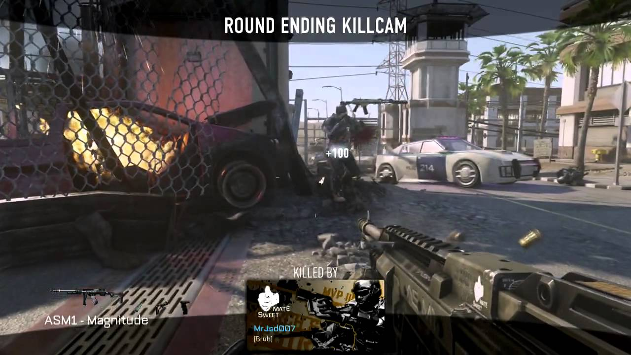 My Best AW SnD Game BO3 or WaW2 whats best AW SND YouTube