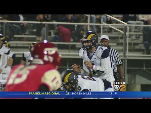 High School Football: Mt. Lebanon Vs. Penn Hills