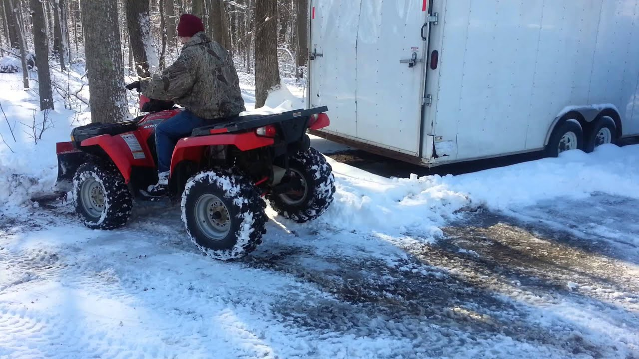 Jiles 2004 Polaris Sportsman 400 Awd On - Demand