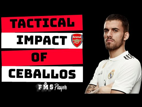 Tactical Profile : Dani Ceballos   Why Arsenal Signed Ceballos  The Tactical Impact Of Dani Ceballos