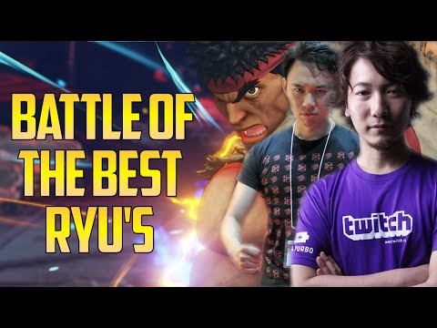 SFV ▰ Daigo Vs Tokido - #1 Ryu Vs #2 Ryu In The World【Best Of 7 Matches】Street Fighter V / 5 - 동영상