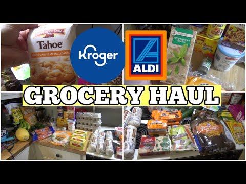 aldi-&-kroger-grocery-haul-&-meal-plan