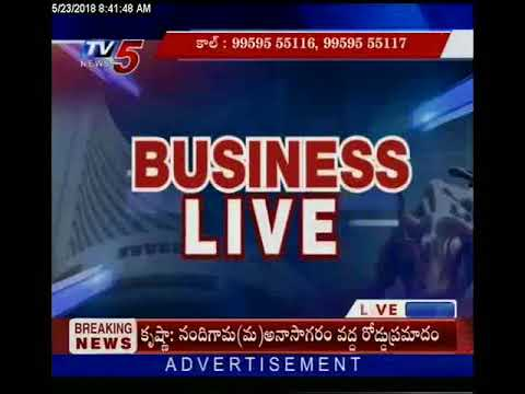 23rd May 2018 TV5 News Business Breakfast