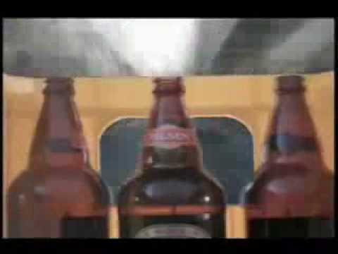 Publicidad de cerveza PILSEN Uruguay