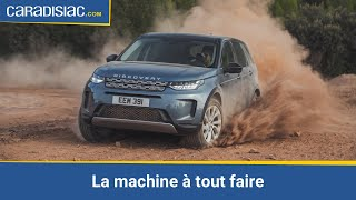 Land Rover Discovery Sport 2019 prt tout
