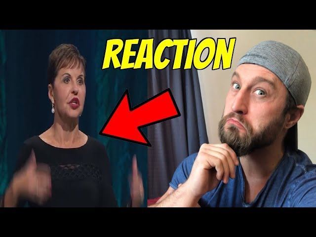 Joyce Meyer Admits She was WRONG about Faith!