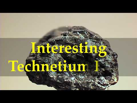 Interesting Technetium Facts