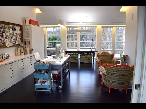 craft room ideas my studio craft room tour makeover with antiques 12250
