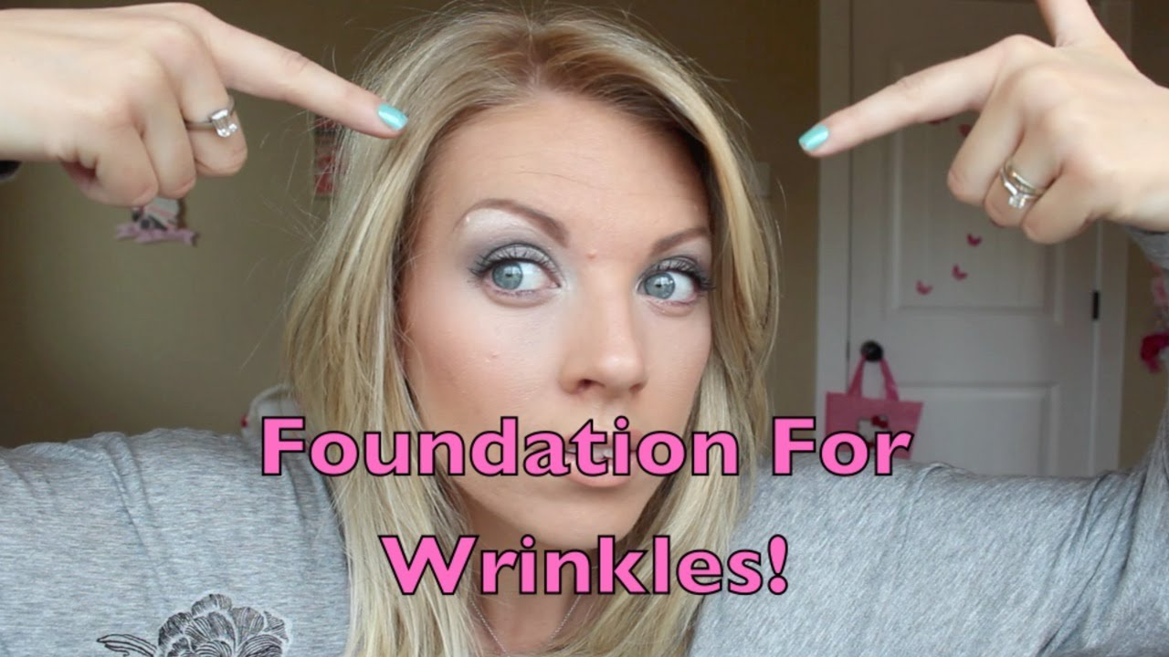 Best makeup to cover deep wrinkles