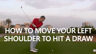 Video HOW TO MOVE YOUR LEFT SHOULDER TO HIT A DRAW download MP3, 3GP, MP4, WEBM, AVI, FLV Agustus 2018