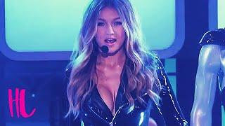 vuclip Gigi Hadid Insane Cleavage In Lip Sync Battle VS Tyler Posey