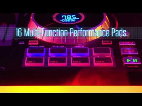 Mixtrack Platinum - World Premiere!