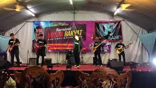 U9 Band & Zack di Karnival Mesra Rakyat Parlimen Kapar
