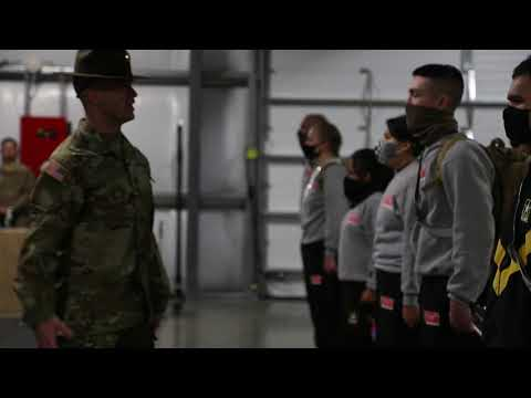 Alaska Army National Guard Recruit Sustainment Program