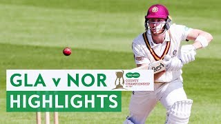 Northants Score 750 in High-Scoring Draw | Northants v Glam | Specsavers County Championship