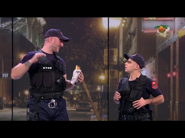 Portokalli, 19 Nentor 2017 - Policat e postbllokut (Loje gjate punes)