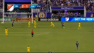 Golazo de Darwin Cerén - Orlando City SC 5-2 Columbus Crew