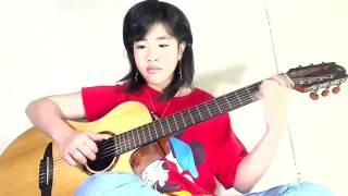 Ngày xưa ơi - Thùy Dương guitar by  Virginianguyen10