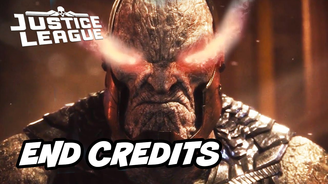 Download Justice League Snyder Cut Ending - End Credit Scene Breakdown and Easter Eggs