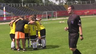 CZ10-FC Yellow-Turniej Oranje Cup 2018 w Koninie - V mecz z Falubaz Zielona Góra