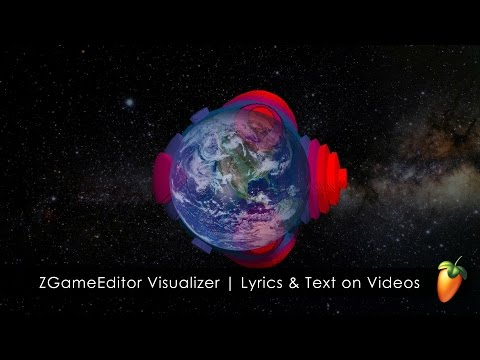 FL Studio Guru | ZGameEditor Visualizer Text & Lyrics