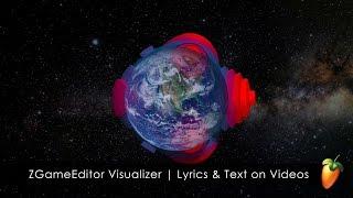 FL Studio Guru | ZGameEditor Visualizer Text & Lyrics