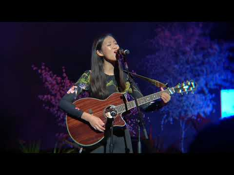 Identity LA Festival 2019 Katherine Ho Playing Yellow By Coldplay