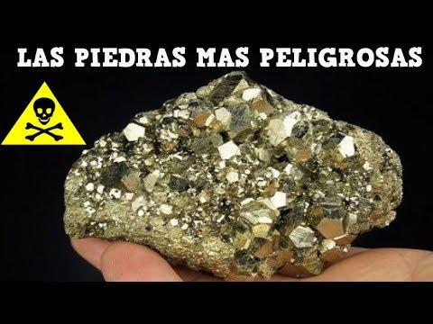Las 8 Piedras mas peligrosas del mundo