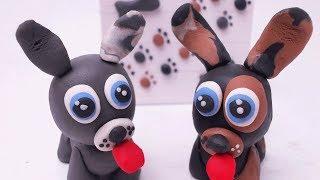 Cutest Pet Care Stop Motion / Baby Videos & Kids Cartoons - OKG Compilation