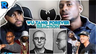 WU TANG FOREVER - LOGIC FT  WU TANG | EVERYBODY WAS SPITTING | REACTION