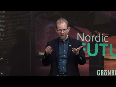 Joakim Bystrom. Nordic Future Days 2017