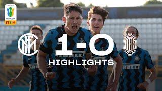 INTER 1-0 AC MILAN | PRIMAVERA HIGHLIGHTS | Satriano and Stankovic decide the Derby! 🇺🇾⚫🔵🎉