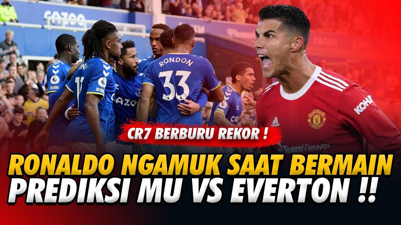 Manchester United vs. Everton - Football Match Report - October 2 ...