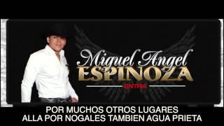 EL AYUDANTE KARAOKE ORIGINAL CON BANDA MIGUEL ANGEL ESPINOZA