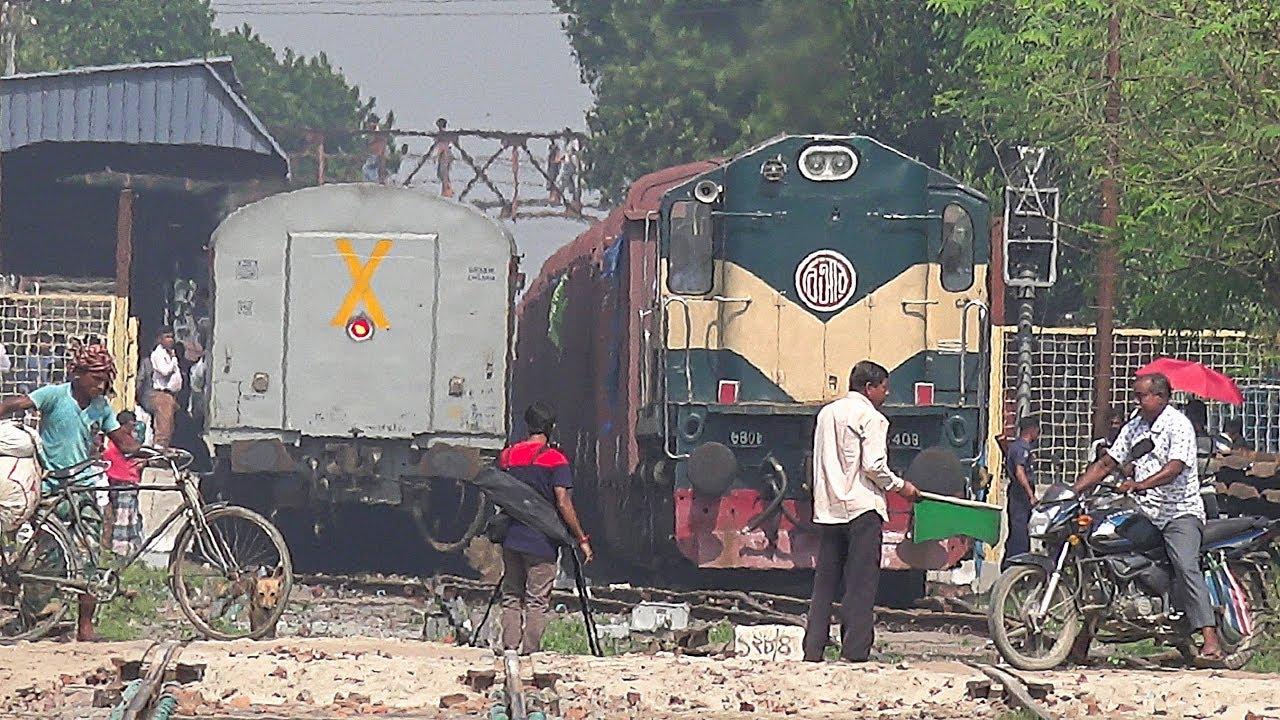 Epic Crossing Between Indian Railways & Bangladesh Railway - Музыка для  Машины